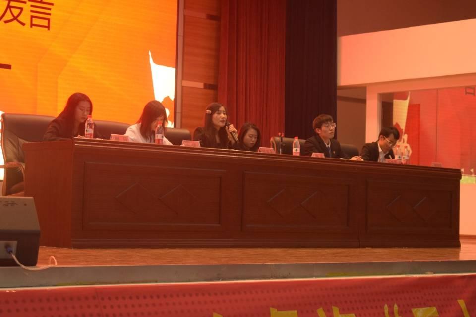 2020—2021年团委学生会全体第一次委员会会议